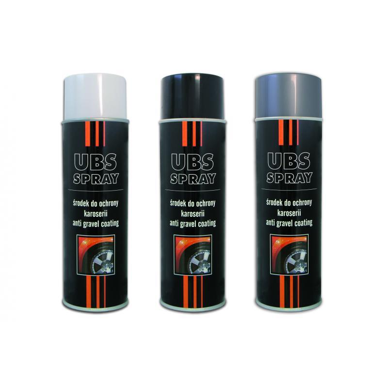 Spray UBS Unterbodenschutz 500 ml in 3 Farben