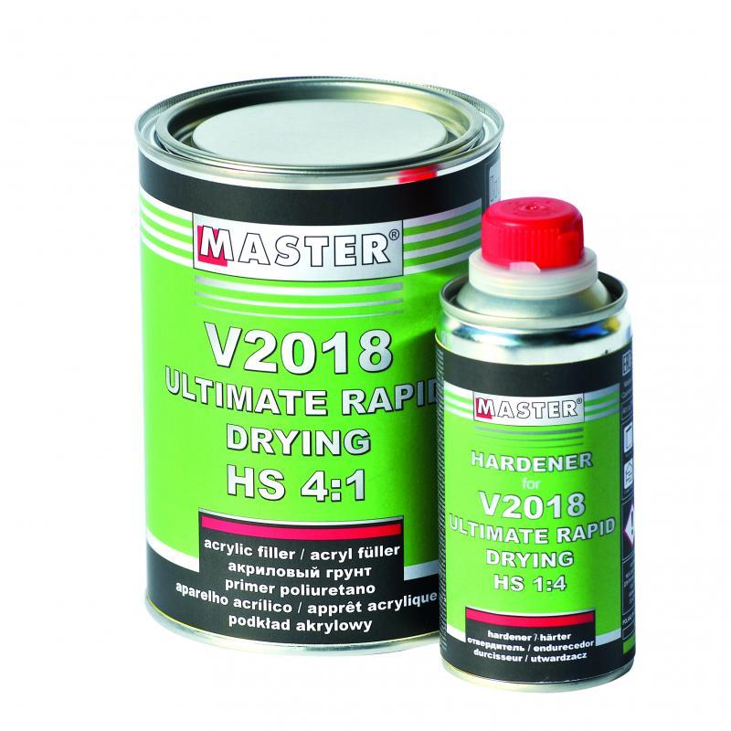 Master Acryl Füller VHS V2018 Ultimate Rapid 4:1 3,6 Liter