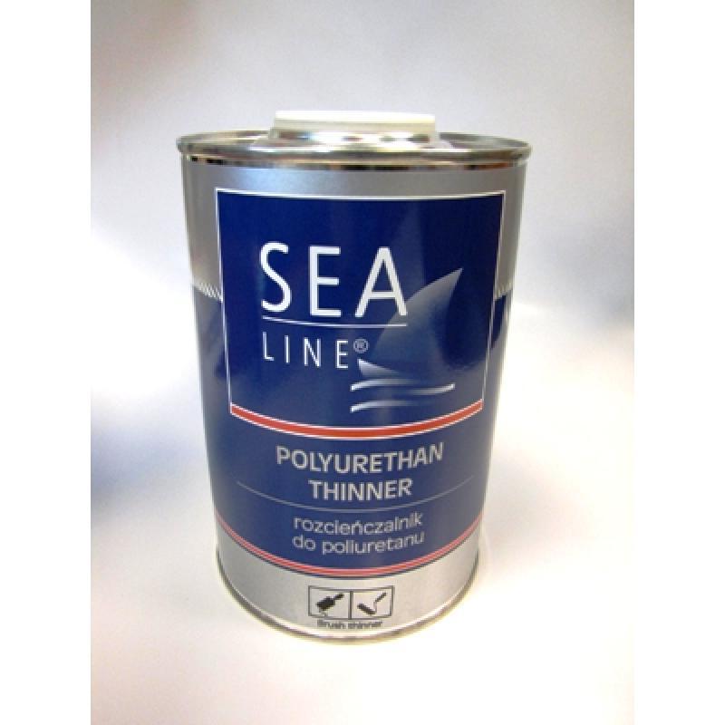 Sea Line PU Polyurethan Verdünner für Pinsel, Streich und Rollverarbeitung1 Liter