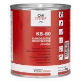 Karosserie-Dichtmasse KS-50 1 Kg streichbar