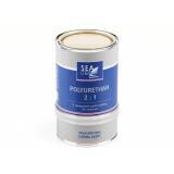 Sea-Line 2K PU-Bootslack 1015 ELFENBEIN 15 Liter hochglänzend Polyurethan